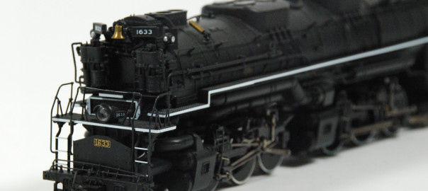 MINT Rivarossi #R5454 HO Scale The Allegheny 2-6-6-6 1633 Chesapeake & Ohio Steam Locomotive DCC-Ready Train Set with Tender
